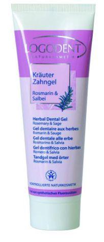 Tandkräm gel rosmarin/salvia