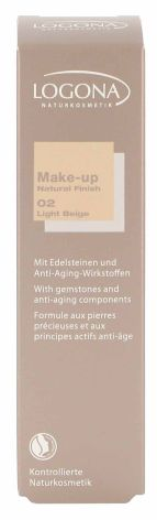 Foundation Natural 02 30 ml
