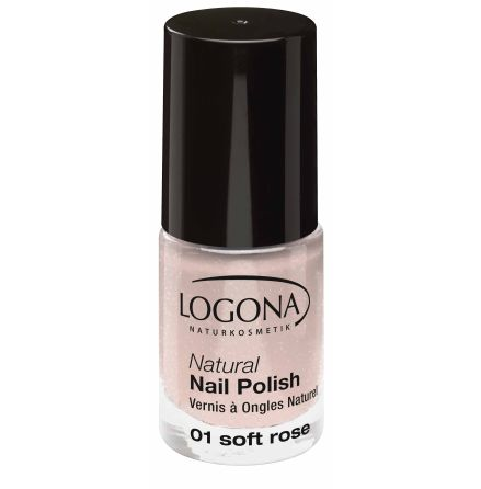 Nagellack Soft Rose No 01