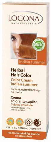 Color creme indian summer