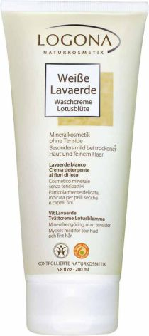 Lavaerde tvättcreme White Lotus 200 ml