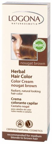 Color creme nougatbrun 150 ml