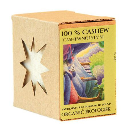 Tvål A & E 100% Cashew