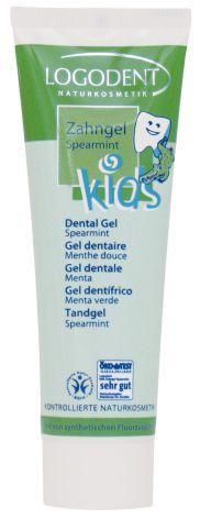 Tandkräm Kids spearmint 50 ml