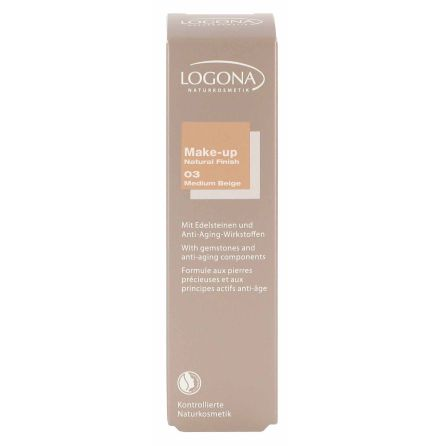 Foundation Natural 03 30 ml
